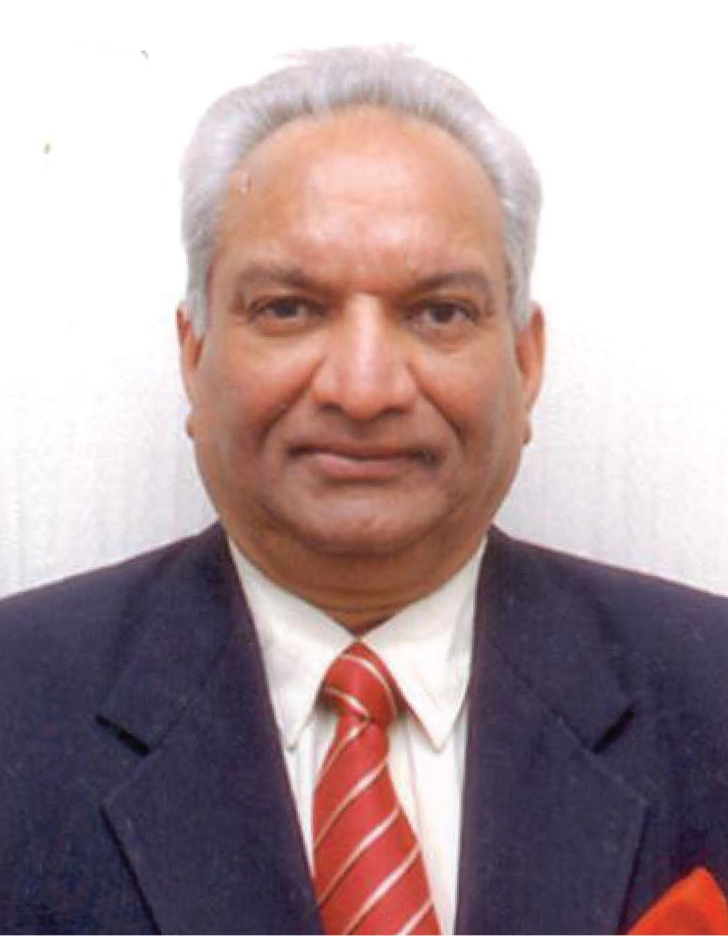 Mr. C. D. Arha