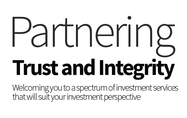 Partnering Trust and Integrity