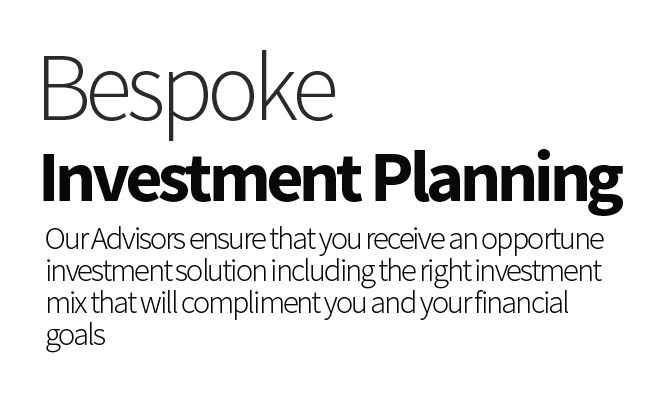 Bespoke Investment Planning